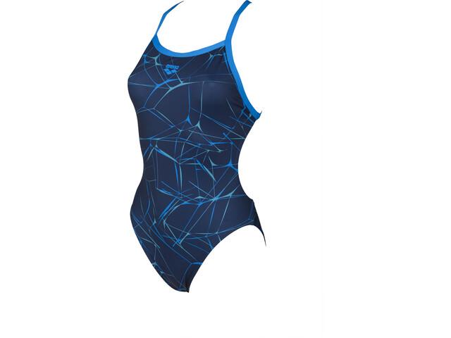 arena Water Light-Tech Svømmedragt Damer blå   swim_clothes
